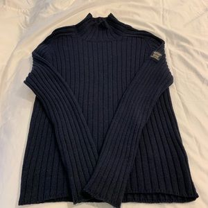 Abercrombie and Fitch Muscle Fit Turtleneck